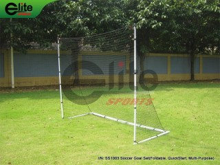 SS1003-Soccer Goal Set,Steel,7'x5'x2.5'