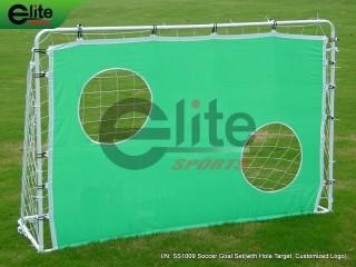 SS1009-Soccer Goal Set,Steel,7'x5'x2.5'