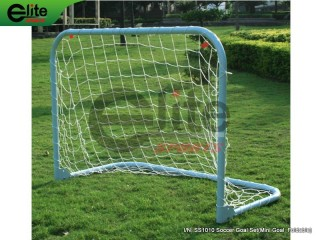 SS1010-Soccer Goal Set,Steel,4'x4'x3'