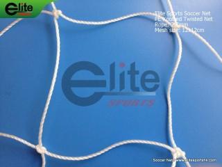 SN1001-Soccer Net,2.5mm PE Twisted, 18'x7'x5'