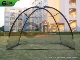 GN2002-Golf Net,Polyester,12'x9'x6'