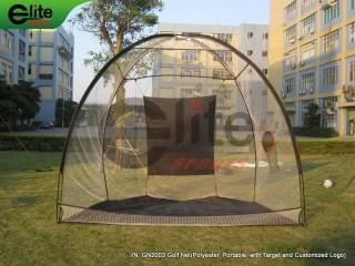 GN2003-Golf Net,Polyester,8'x7'x5'