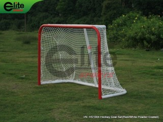 HS1004-Hockey Goal Set,Steel,72inchx48inchx36inch