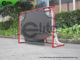 HS1006-Hockey Goal Set,Steel,48inchx36inchx24inch