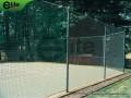 TD1001-Tennis Divident Net,PE,2x18.5m