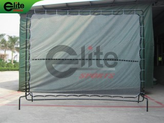 TE1001-Tennis Training Rebounder,Steel,9'x7'