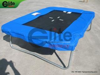 TR1003-Trampoline,Square,8'x5'