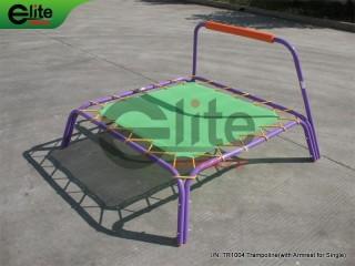 TR1004-Trampoline,Square,4'x4'
