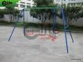 SW1003-Swing,Four Seat,Teeterboard,Height:1.86m