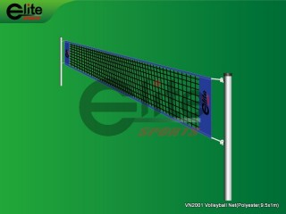 VN2001-Volleyball Net,Polyester,9.5x1m
