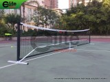 TE1003-Mini Tennis Net,Quick Start Tennis Set,Steel,18'x36inch