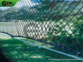TD2001-Sporting Court Divident,Polyester,Green