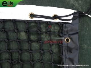 TN1230-Tennis Net,3.0mm Braided Netting,Double