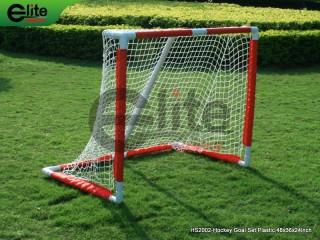 HS2002-Hockey Goal Set,Plastic,48x36x24inch