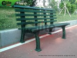 TE2006-Tennis Outdoor Bench,Tennis Courtside Bench,Length 1.5m