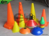 SC2016-Soccer Training Cone,18 inch,PE