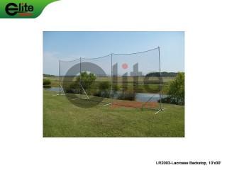 LR2003-Lacrosse Backstop,10'x30'