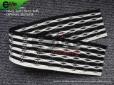 LM1001-Lacrosse Mesh,10 Diamond, Mixed colors
