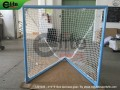 LG1003-曲棍球门,4'x4'x5',桔色烤漆