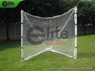 LG1010-Lacrosse Goal,6'x6'x7',Pratice