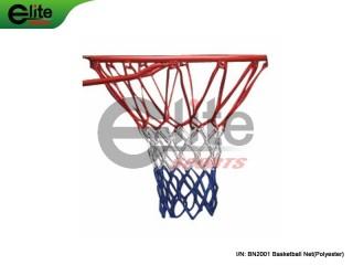 BN2001-Basketball Net,polyester,12 Hooks,7 Sections